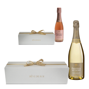 RÊVE DE ROY - Coffrets Prestige Champagne // Prestige Champagne Gift boxes