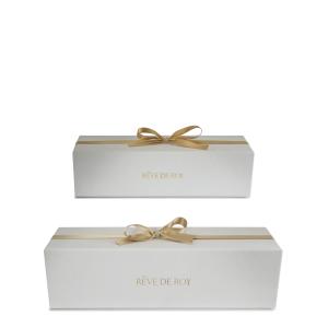 RÊVE DE ROY - Coffrets Prestige Champagne (Vides) // Prestige Champagne Gift boxes (Empty)