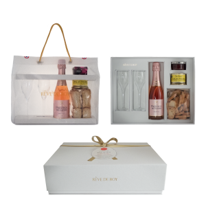 Prestige Tasting Bag & Gift Box for 2